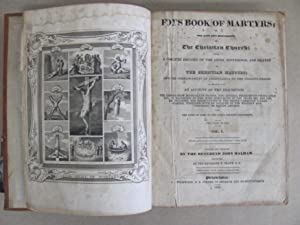 Fox's Book of Martyrs: or, The Acts: Malham, Reverend John