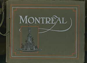 Montreal in Halftone Pictorial Album Intended to