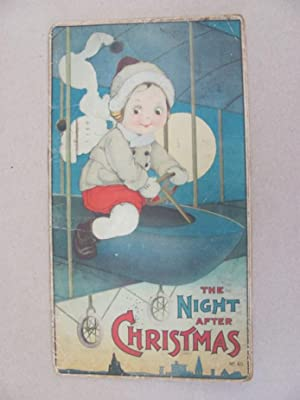 The Night After Christmas Verses by Helen Dods Drawings by Margaret Evans Price: Dods, Helen & ...