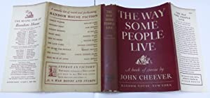 THE WAY SOME PEOPLE LIVE: A Book of Stories