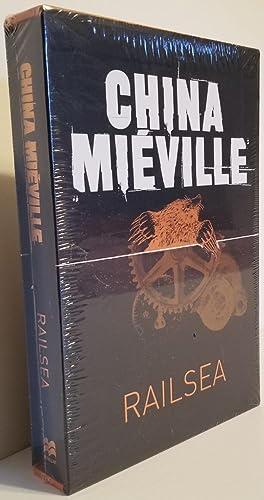 RAILSEA A Novel.: Miéville, China