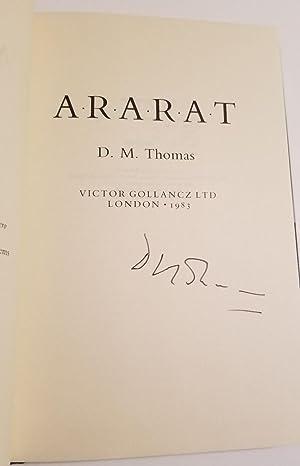 ARARAT A Novel: Thomas, D.M.