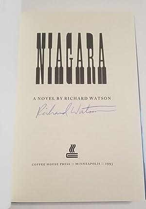 NIAGARA A Novel: Watson, Richard
