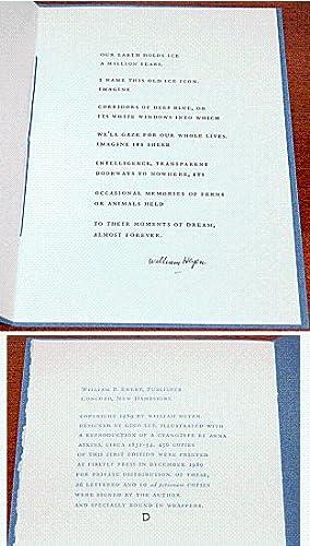 ICE A Poem: Heyen, William