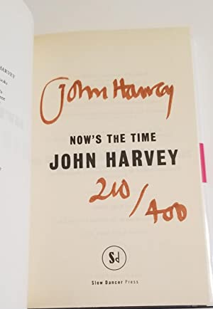 NOW'S THE TIME. The Complete Resnick Short Stories: Harvey, John