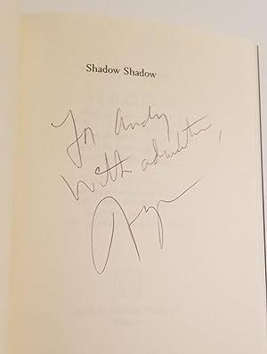 SHADOW SHADOW Poems: Weingarten, Roger