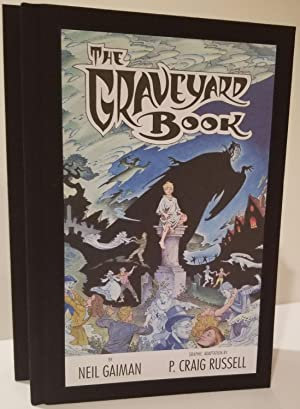 THE GRAVEYARD BOOK: Graphic Novel Single Volume Signed Limited Edition: Gaiman, Neil