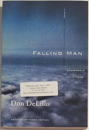 FALLING MAN A Novel: DeLillo, Don