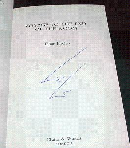 VOYAGE TO THE END OF THE ROOM Stories: Fischer, Tibor
