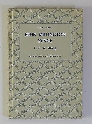 John Millington Synge: Strong (L.A.G.).