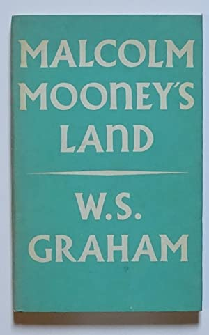 Malcolm Mooney's Land; poems: Graham (W.S.).