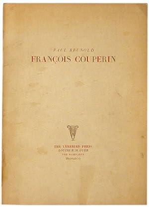 François Couperin: Couperin (François). Brunold