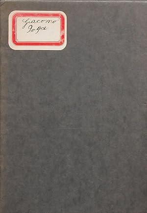Giacomo Joyce: Joyce (James). Introduction