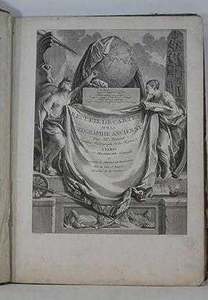 Recueil des cartes sur la Géographie ancienne.: BONNE (Rigobert) -