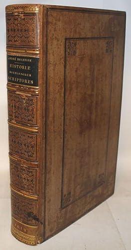 Historiae Normannorum scriptores antiqui, res ab illis: DUCHESNE (publié par