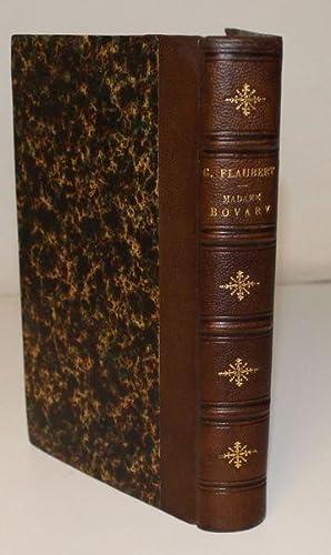 Madame Bovary - Moeurs de Province.: FLAUBERT (Gustave).