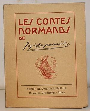 Les Contes normands.: PINCHON (Robert-A.)] MAUPASSANT
