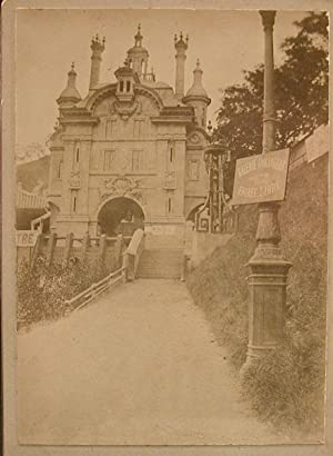 Photographies de l'Exposition de 1896 à Rouen.