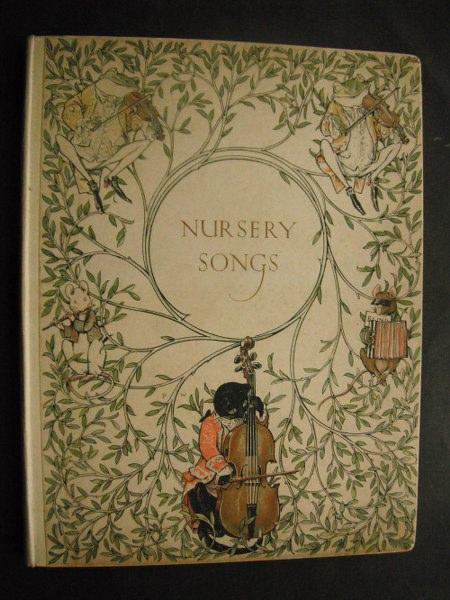 Thirty Old-Time Nursery Songs