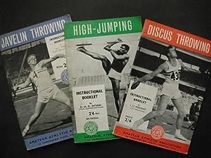 Amateur Athletic Association: 3 vols - Discus: n/a: