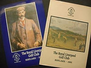 The Royal Liverpool Golf Club Hoylake: 1990: n/a:
