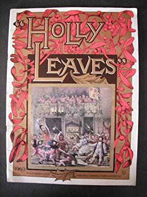 Holly Leaves: Christmas Number of Farm &: n/a: