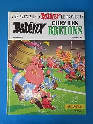 Asterix Chez Les Bretons: Goscinny