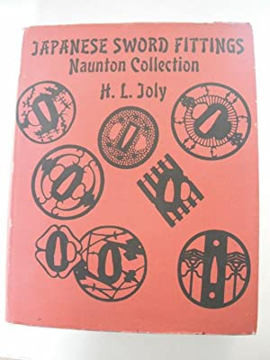 Japanese Sword Fittings: Naunton Collection: Joly, H.L.:
