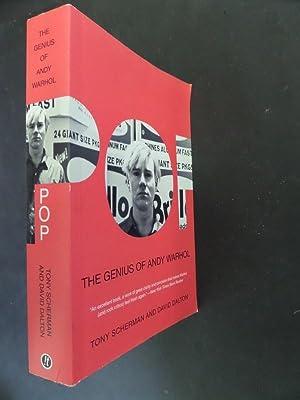 Tony Scherman Pop Genius Andy Warhol Iberlibro