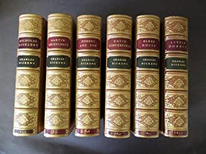 Bleak House, David Copperfield, Dombey and Son,: Dickens, Charles. Illustrated