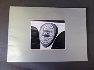 Lancia Thema/Prisma/Delta & Y10 Sales Brochure: n/a: