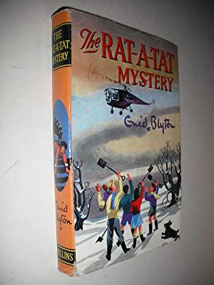 The Rat-a-Tat Mystery: Blyton, Enid. Illustrated