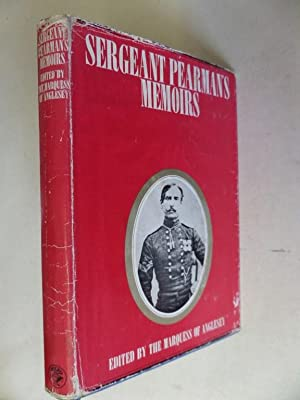 Sergeant Pearman's Memoirs: The Marquess of