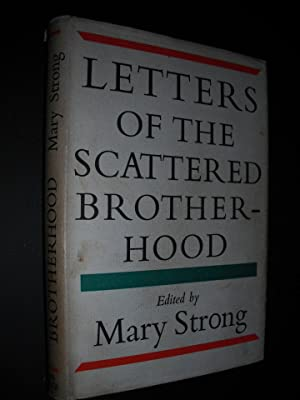 Letters of the Scattered Brotherhood: Strong, Mary (Ed.)