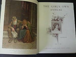 The Girl's Own Annual: Vol XXV, 1903-4: n/a: