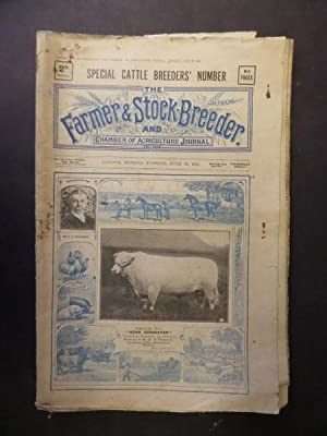The Farmer & Stock-Breeder: SPecial Cattle Breeders' Number, June 30, 1924