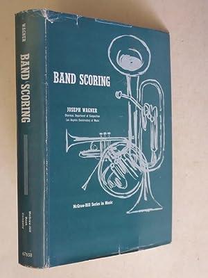 Band Scoring: Wagner, Joseph:
