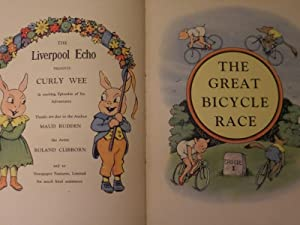 Curly Wee: Budden, Maud. Illustrated by Roland Clibborn: