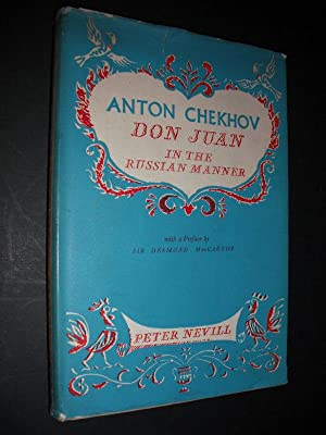 Don Juan (In the Russian Manner): Chekhov, Anton:
