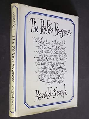 The Rake's Progress: Some Immoral Tales: Ronald Searle