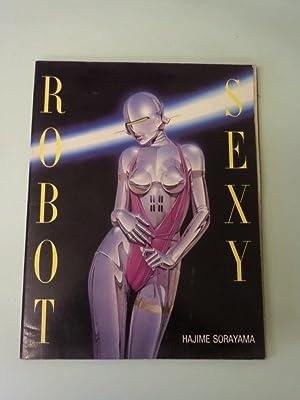 Robot Sexy: Hajime Sorayama