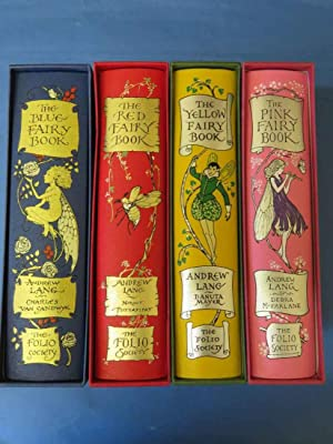 The Pink Fairy Book, The Red Fairy: Andrew Lang (Ed.)