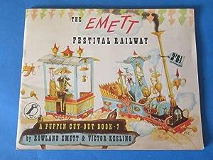 The Emett Festival Railway: A Puffin Cut-Out: Rowland Emett &