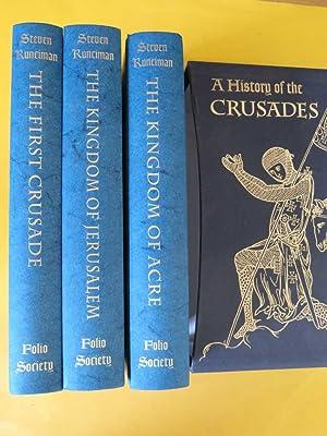 A History of the Crusades: Steven Runciman