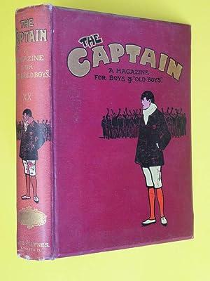 The Captain : A Magazine for Boys