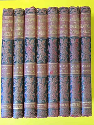 The Encyclopaedia of Practical Cookery: A Complete: Theodore Francis Garrett
