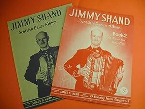 Jimmy Shand Scottish Dance Album: 2 Books: n/a: