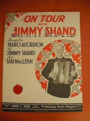 On Tour with Jimmy Shand: n/a: