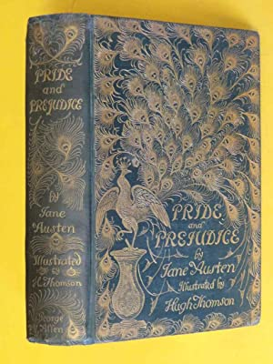 Pride and Prejudice: Peacock Edition: Jane Austen: Illustrated