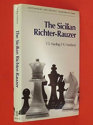 The Sicilian Richter-Rauzer - T. D. Harding, P. R. Markland Md30182453718